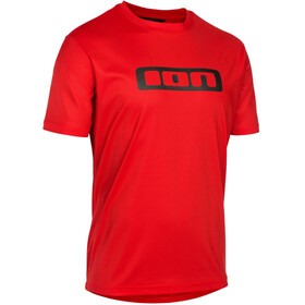 ION Traze Bike Jersey Shortsleeve Men red